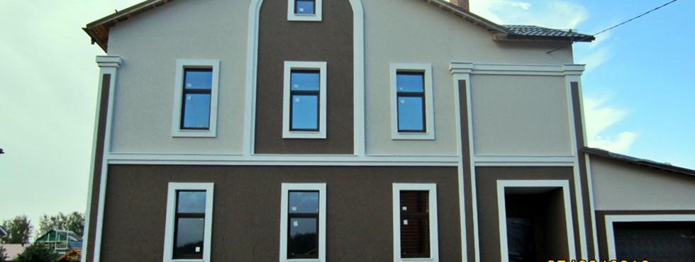 Прямоугольные окна