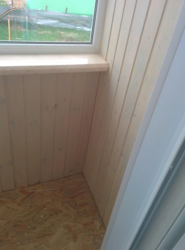 Отделка балкона (7)