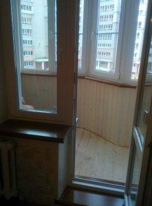 Отделка балкона (4)