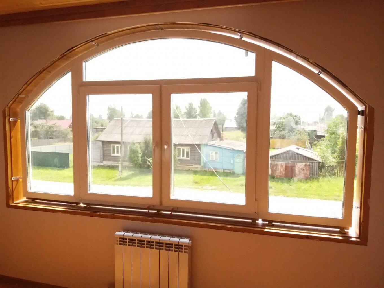 Арочное окно (2)